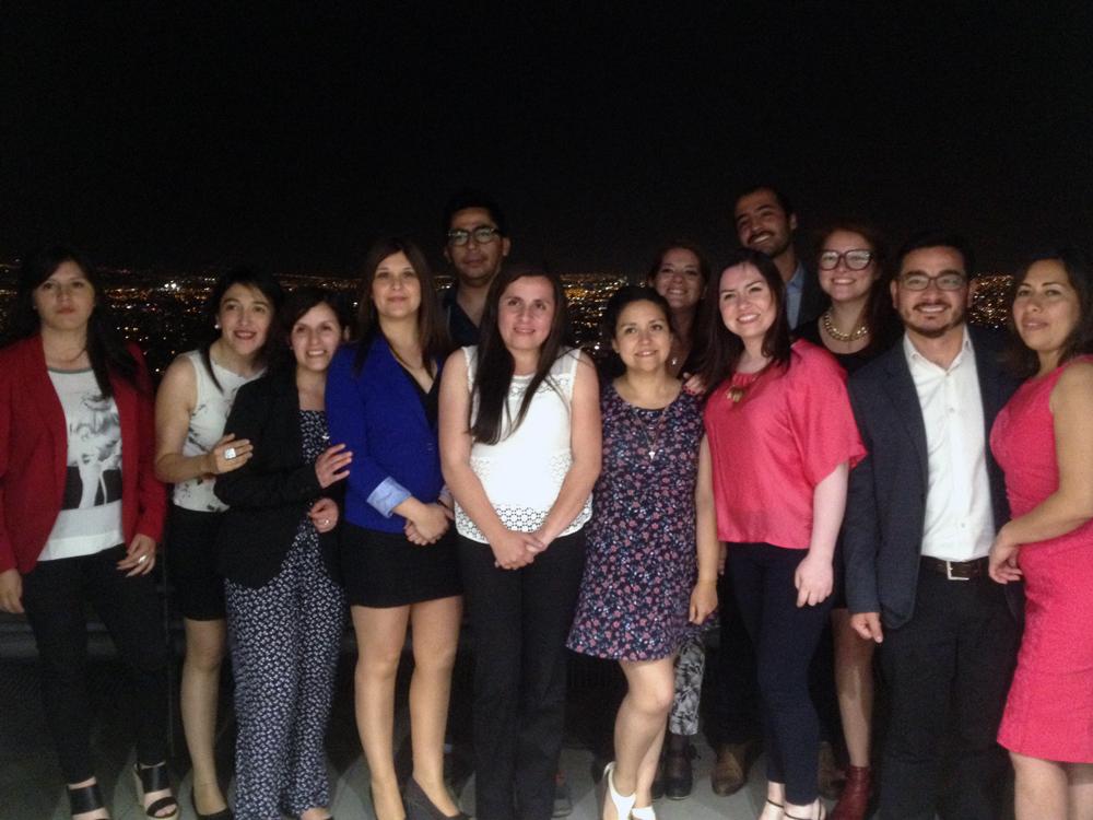 Equipo de profesionales de Fundación Ciudad del Niño.