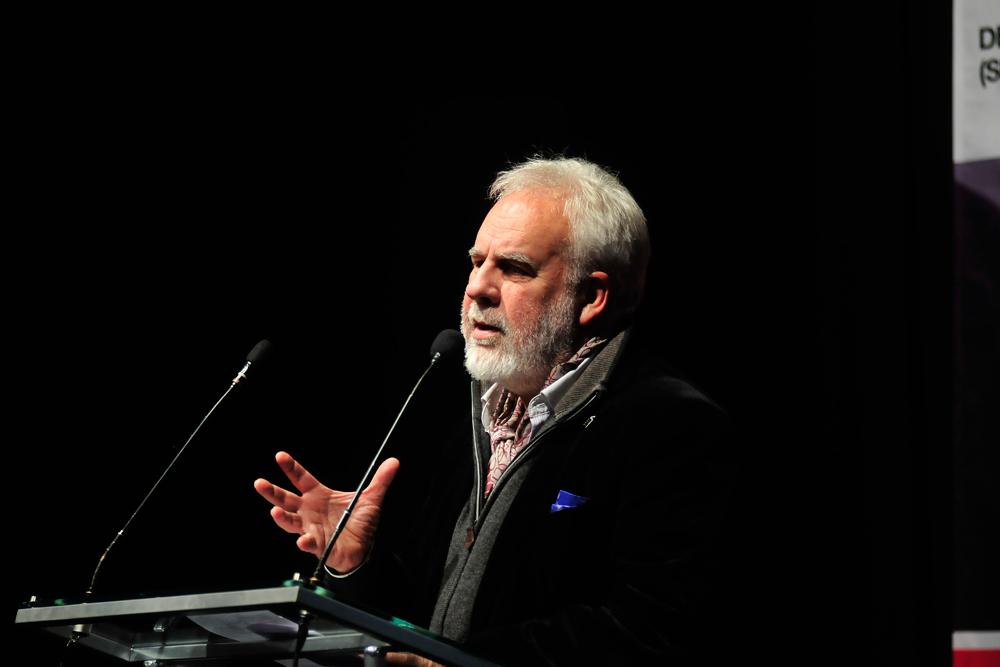 Jorge López, presidente de la Asociación de Directores y Guionistas de Chile