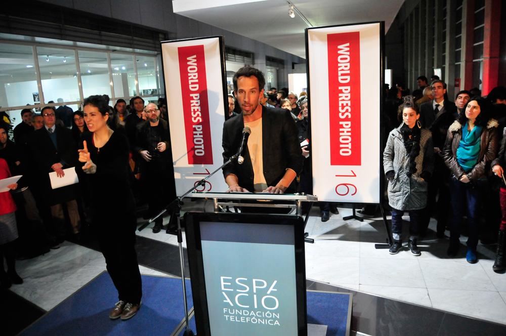 Erik De Kruijf, curador de World Press Photo.