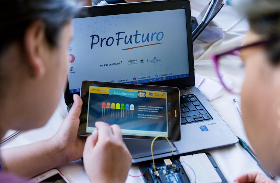 ¿Qué es ProFuturo?