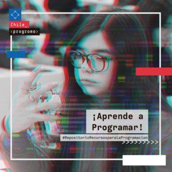 HUB Chile Programa abre Repositorio gratuito de Recursos para la Programación