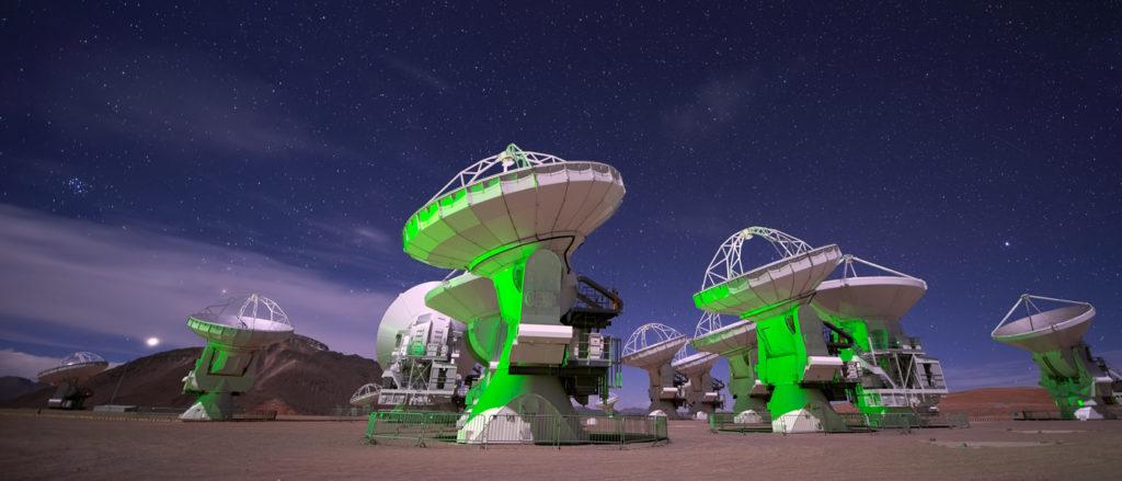 Alma, explorando nuestros orígenes cósmicos