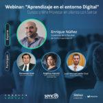 Aprendizaje en el entorno digital
