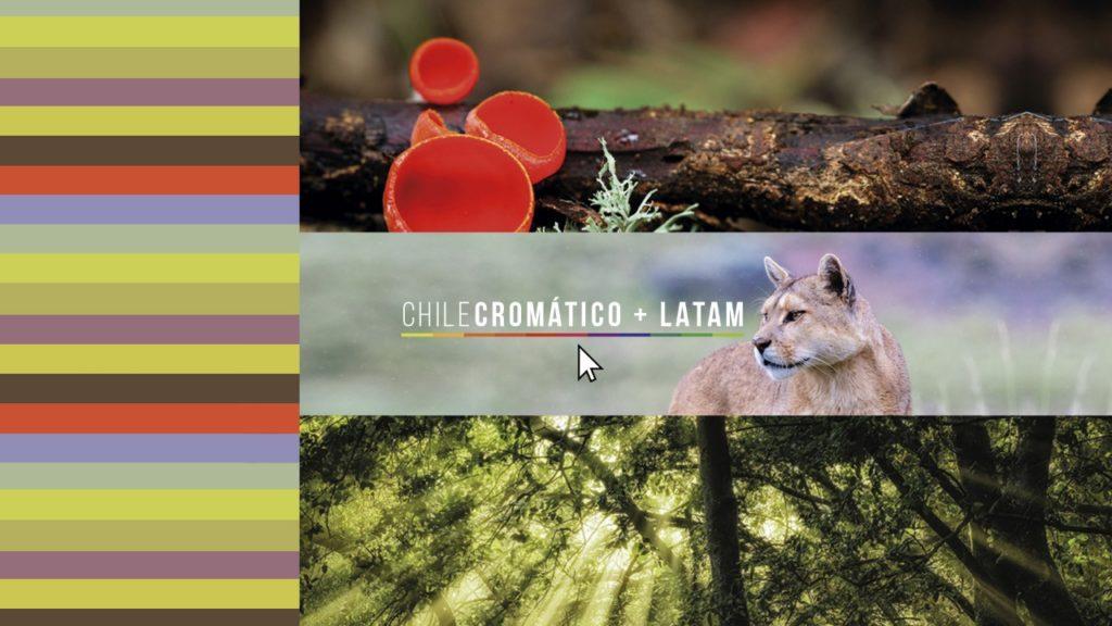 Chile Cromático + LATAM: una invitación a conocer los colores que visten nuestro país