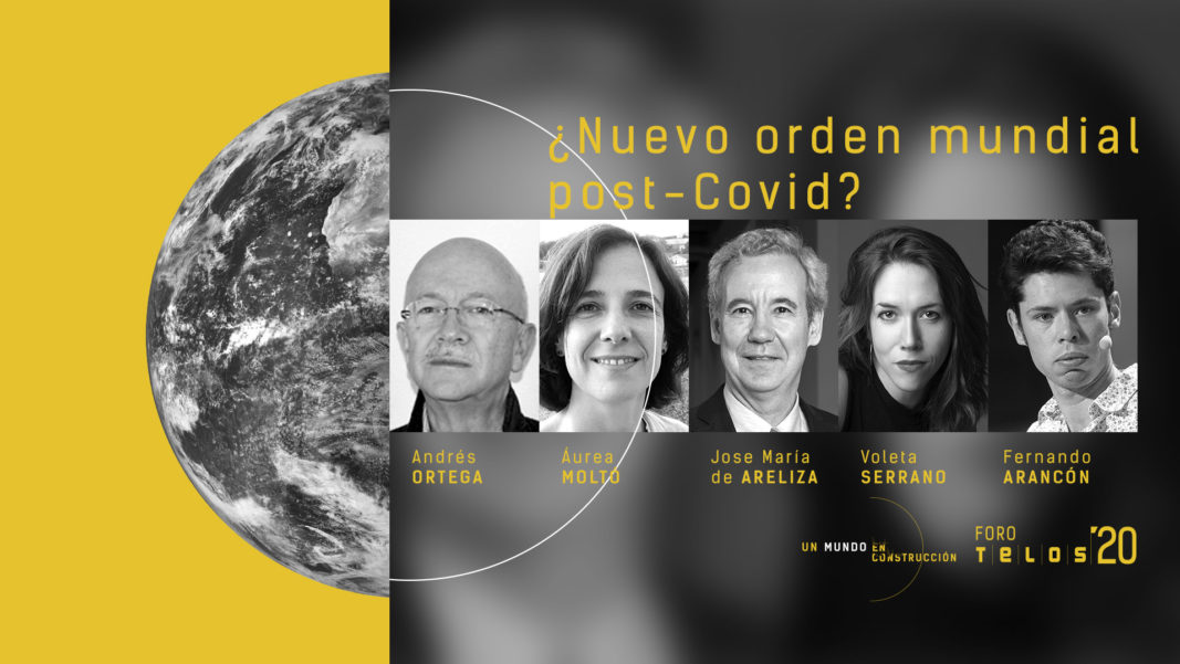 #ForoTelos2020: ¿Nuevo orden mundial postcovid?