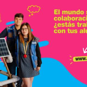 Participa del concurso «Los Creadores» junto a tu comunidad educativa