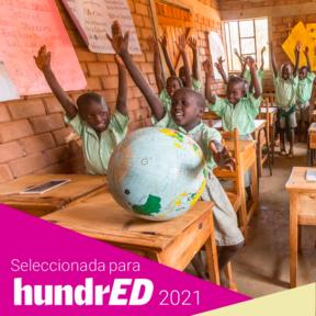 ONG HUNDRED RECONOCE A PROFUTURO COMO UNA DE LAS 100 MEJORES INICIATIVAS EDUCATIVAS 2021