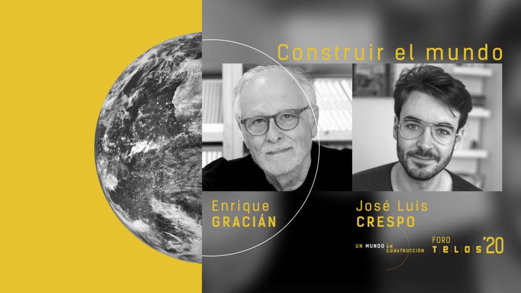 #ForoTelos2020: Construir el mundo