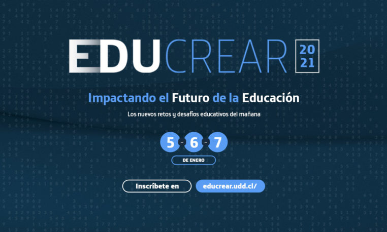 """""""EduCREAR 2021"""" abordará el futuro de la Educación y sus desafíos post pandemia"""