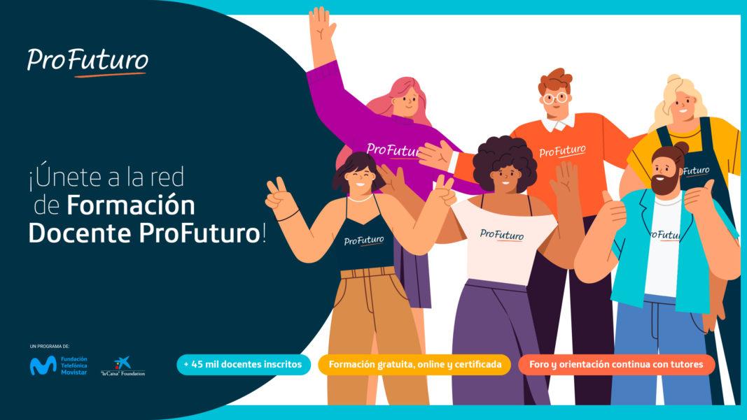 Formación docente ProFuturo