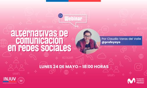 Alianza INJUV - MOVISTAR cursos gratuitos y online para jóvenes