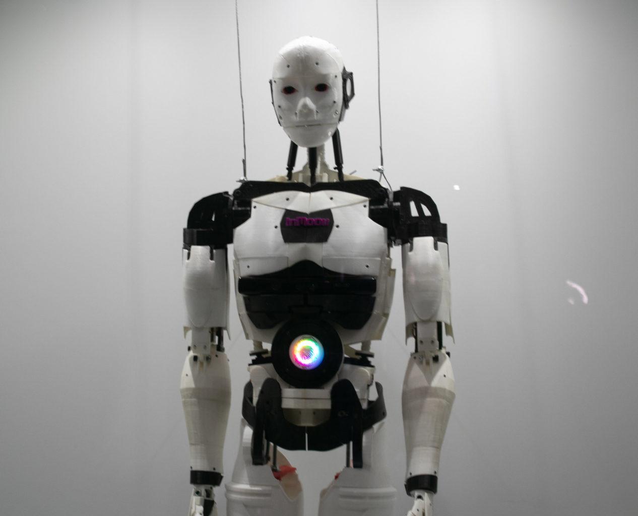 NOSOTROS ROBOTS: Un recorrido virtual por la historia de la robótica y su impacto en nuestras vidas