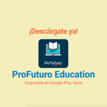 ProFuturo presenta innovadora aplicación de recursos educativos