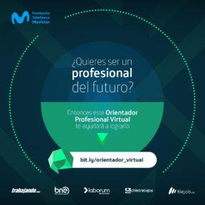 COMEDUC PONE A DISPOSICIÓN DE SU COMUNIDAD EL ORIENTADOR PROFESIONAL VIRTUAL DE FUNDACIÓN TELEFÓNICA MOVISTAR