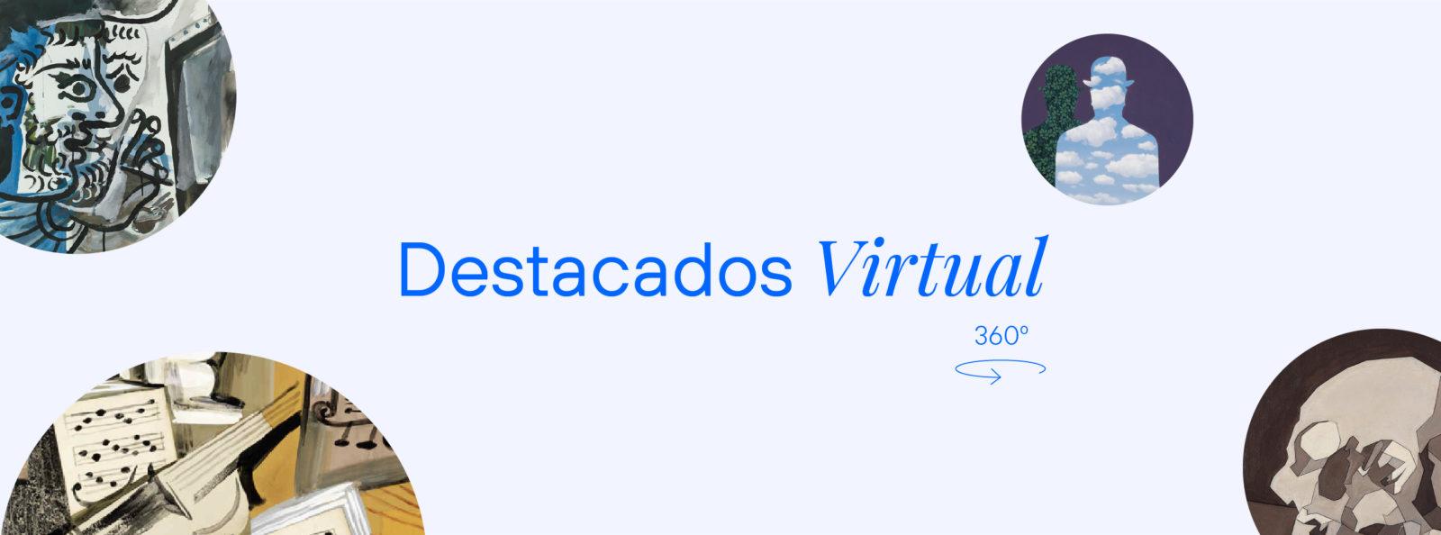 Descubre 'Destacados Virtual', una experiencia interactiva de la Colección Telefónica
