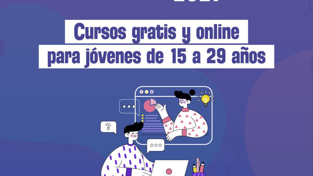 Injuv lanza 14 cursos gratuitos de formación junto a Fundación Telefónica Movistar e IBM
