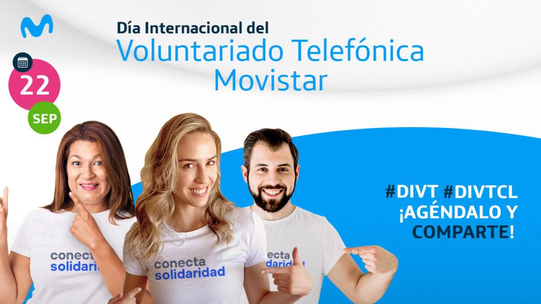 ¡REVIVE NUESTRO PROGRAMA POR EL DÍA INTERNACIONAL DEL VOLUNTARIADO TELEFÓNICA MOVISTAR!