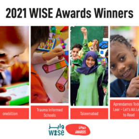 Programa global de educación 'ProFuturo' es galardonado con el Premio WISE a la innovación educativa