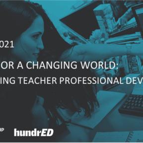 El Banco Mundial y la ONG finlandesa HundrED reconocen a ProFuturo como uno de los diez mejores programas de desarrollo profesional docente del mundo